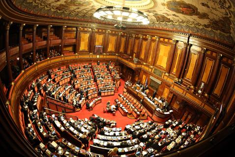 La riforma del senato ami associazione mazziniana italiana for Camera del senato