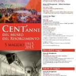 100 anni museo risorgimento