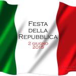 FESTA REPUBBLICA 2 GIUGNO 2014 BANDIERA