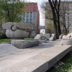 Milano, Monumento Mazzini