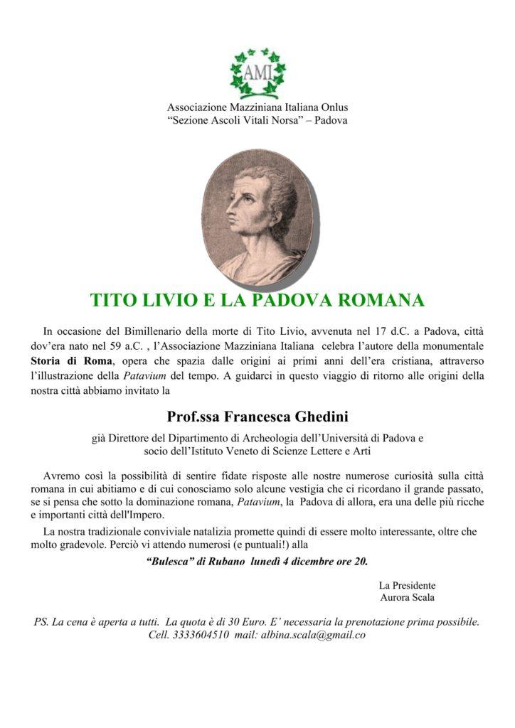 TITO LIVIO E LA PADOVA ROMANA_1
