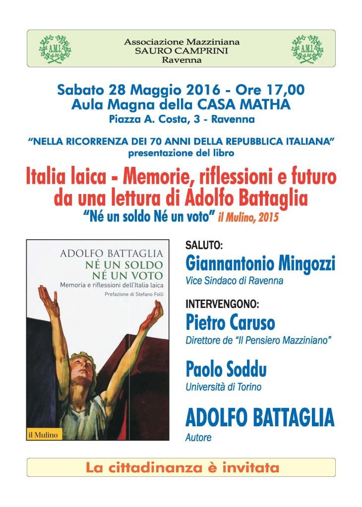 Volantino AMI Battaglia (28.05.2016)